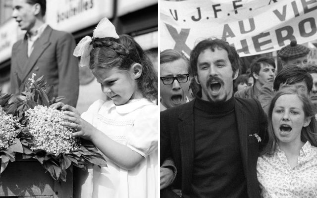 Marches and muguet: Why May Day is so important in France