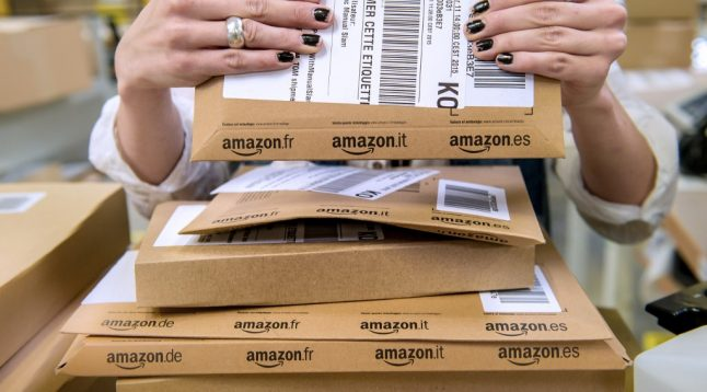 Amazon under investigation by Italy's competition watchdog