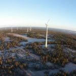 Sweden to double wind energy production in next four years