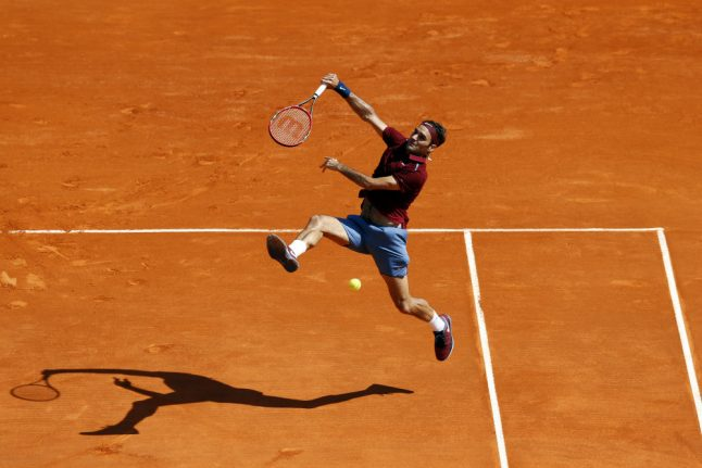 Federer tipped for clay comeback success
