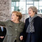Merkel sees Brexit extension to early 2020 as possibility: party source
