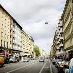 Old diesel cars will soon be banned on this Stockholm street