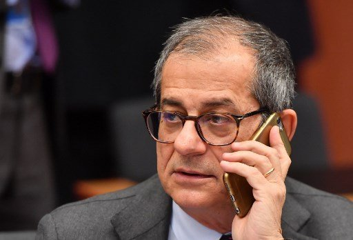 'Zero growth' for Italy this year: economy minister