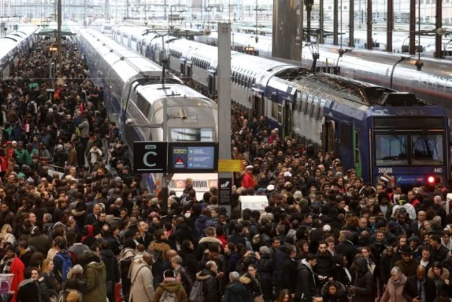 Why delays and cancellations on France's rail network are the 'worst ever'
