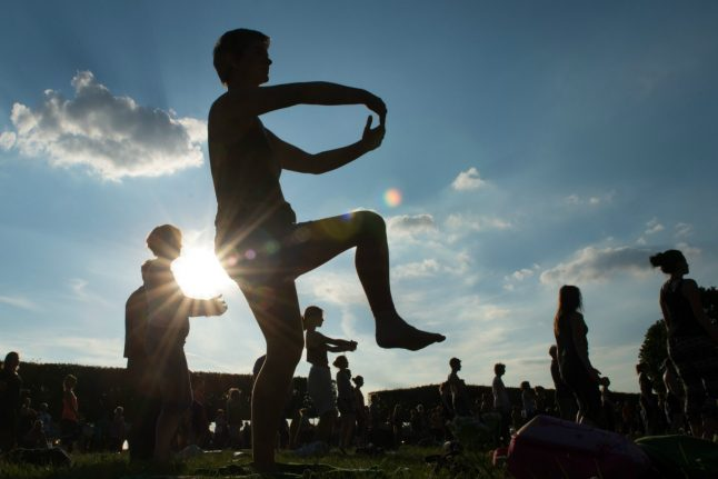 Yoga can count as vocational training: Berlin court