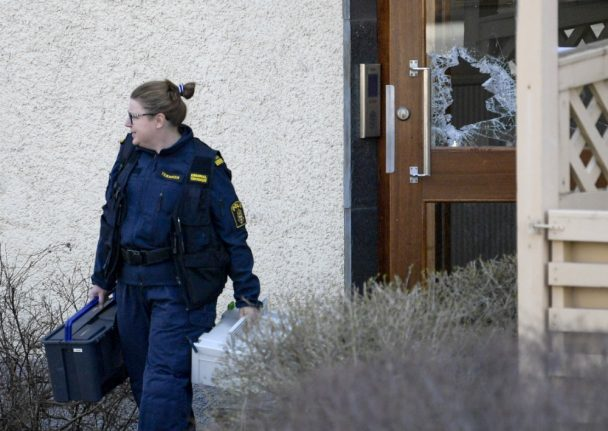 Shooting near Stockholm leaves one dead