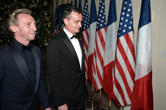 'There will be blood': French ambassador to US fires parting shots at Trump and Brexit