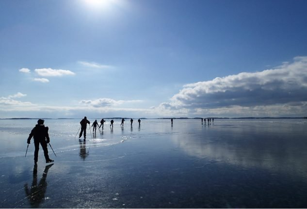 Be wary of perilous Easter ice, Sweden warned