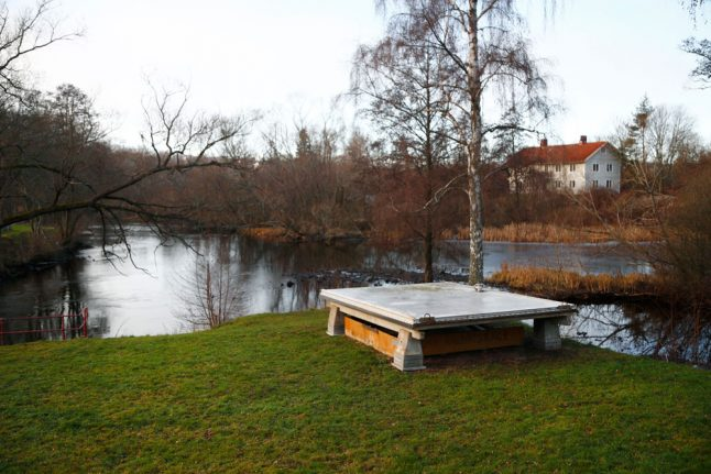 Teens who beat homeless man to death in Swedish park not guilty of murder