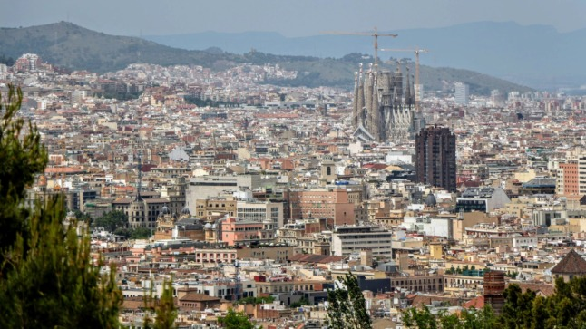 Which cities in Spain are the noisiest? (Clue: It's not Madrid)