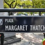 Madrid's Plaza Margaret Thatcher renamed by Liverpool fans