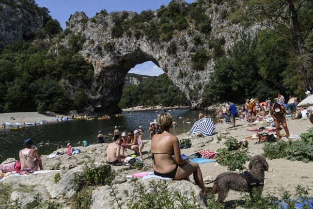 French national park bans alcohol over the summer months