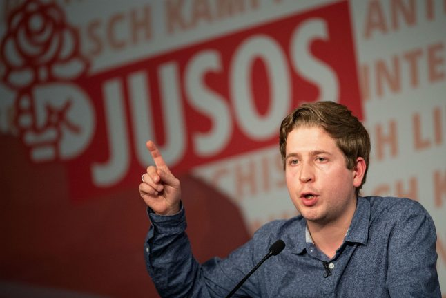 Social Democrats in uproar as youth leader calls for BMW to be nationalized