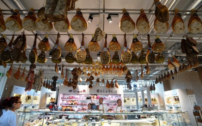 Parmesan and prosciutto wars: Why Italy doesn't want nutrition labels on its traditional foods