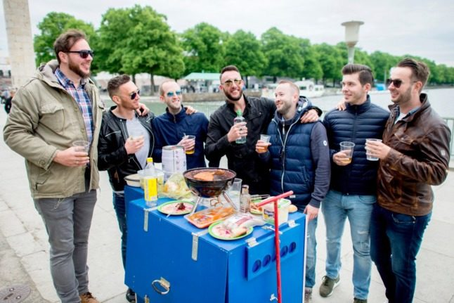 EXPLAINED: Why Germans get wholly wasted on Ascension Day