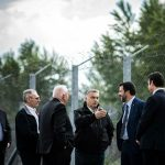 Italy's Salvini bonds with Orban at razor wire fence in Hungary