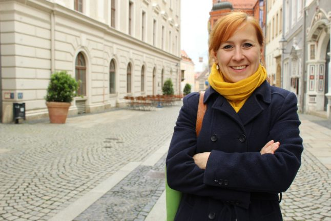 Meet the east German Greens candidate offering another alternative
