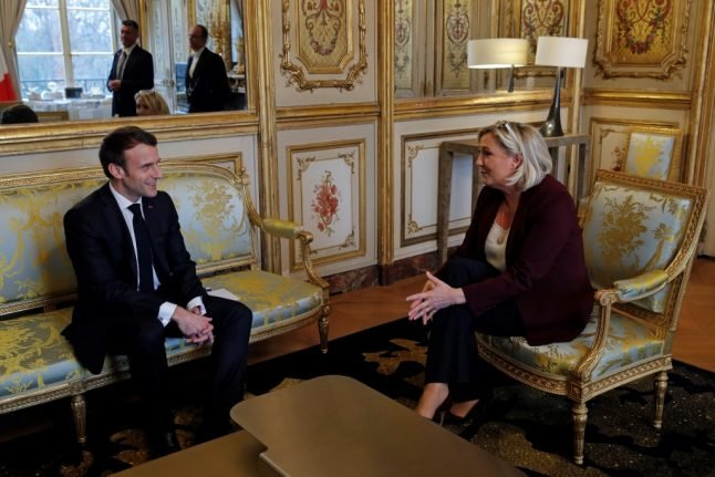 EXPLAINED: What's at stake for France and Macron in the EU elections?