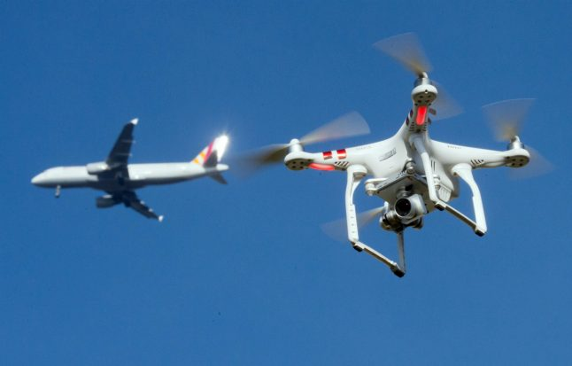 Update: 143 flights cancelled at Frankfurt Airport  due to drone sighting