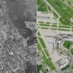 In pics: Historic photos taken by US bombers show changing face of Switzerland