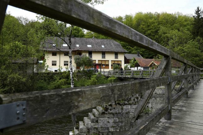 Germans in Bavarian crossbow deaths shared passion for Middle Ages