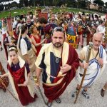 New Italian TV show to tell story of Rome's birth... in Latin