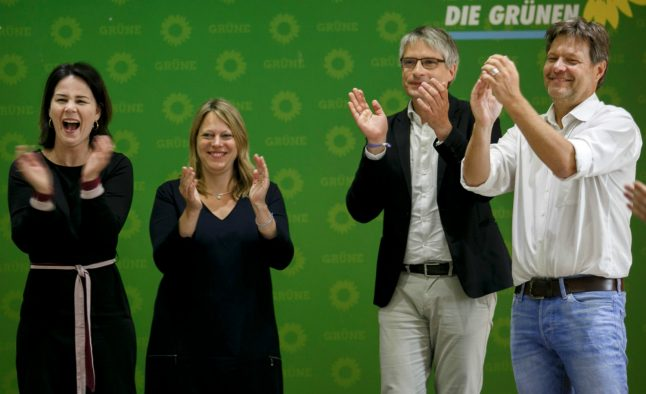 'Surfing the Zeitgeist': How the Greens won over Germany