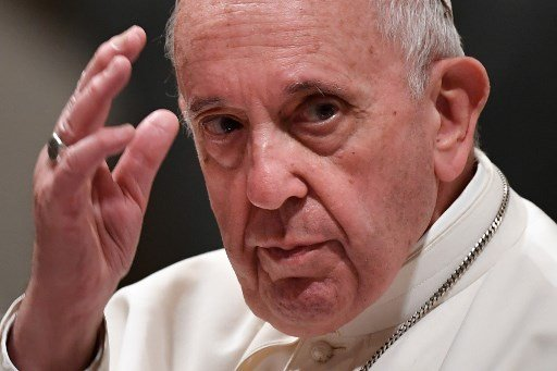 Pope sounds alarm over intolerance as EU nationalists win big