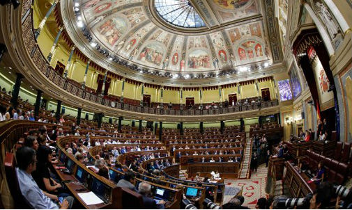This is how much you earn if you're a Spanish politician