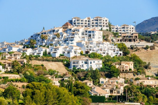 The towns in Spain where Brits outnumber locals