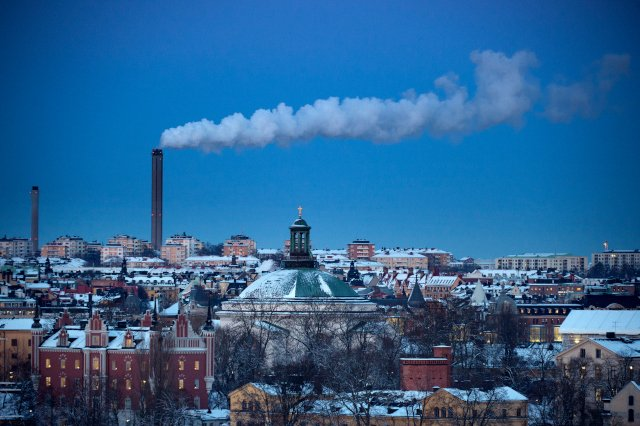 Sweden's greenhouse gas emissions are still increasing: new stats