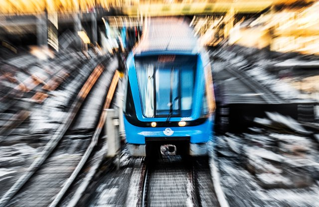 Investigation launched after toddler is trapped in train doors in Stockholm