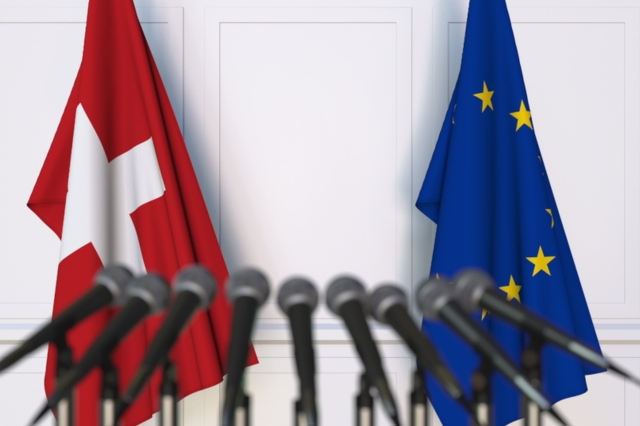 Just one in five Swiss back crucial deal on relations with EU