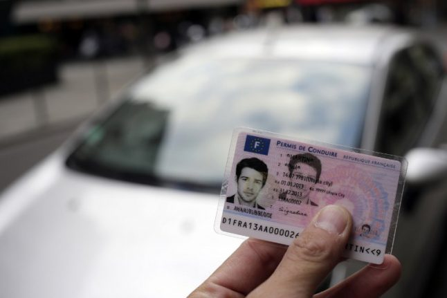 Swamped French officials beg Britons to stop sending driving licences to be exchanged