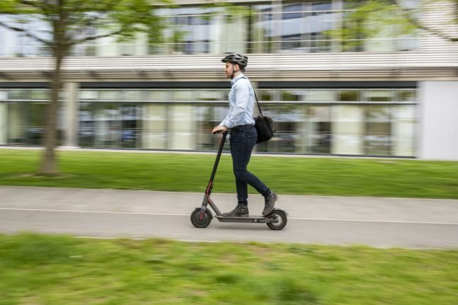 E-scooters get the green light on Germany's roads