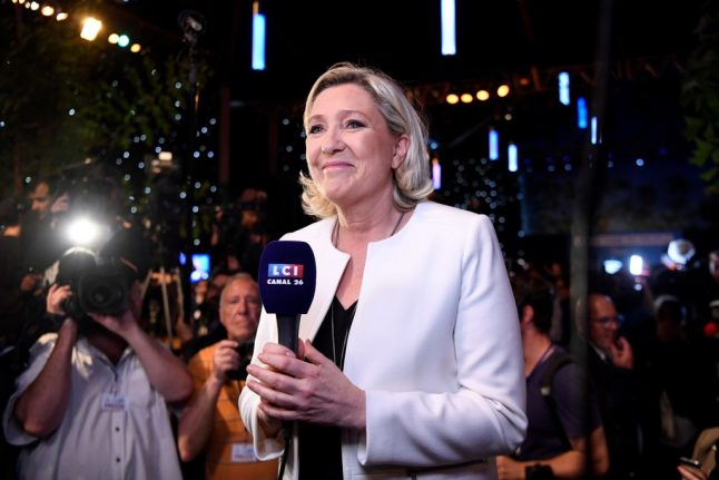 'The people's victory': Le Pen tells Macron to dissolve parliament over EU election results