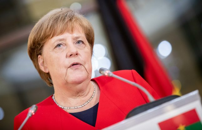 How rumours of Merkel's demise have been greatly exaggerated
