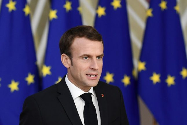 'Existential threat': Macron sends stern warning to voters days ahead of European elections