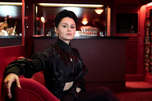 Meet the British amputee set to be the new star of Paris' Crazy Horse cabaret