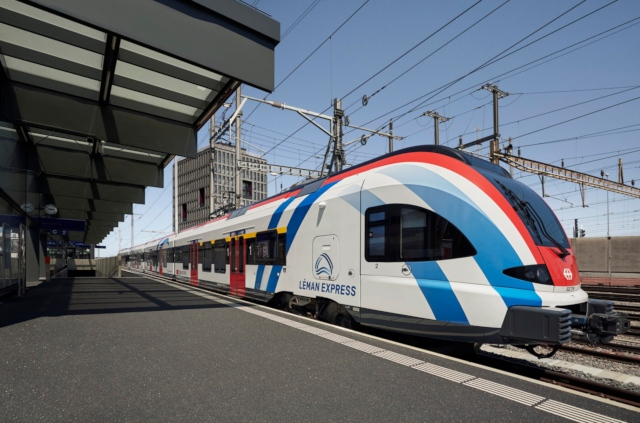 Here's how the Swiss train timetable changes in 2020