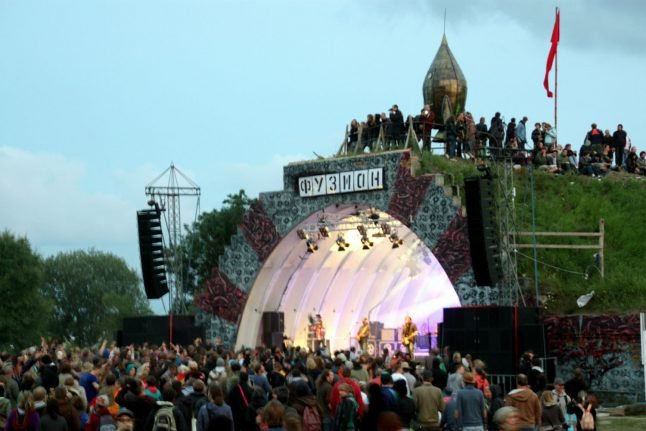 Germany's Fusion Festival may be cancelled due to police dispute