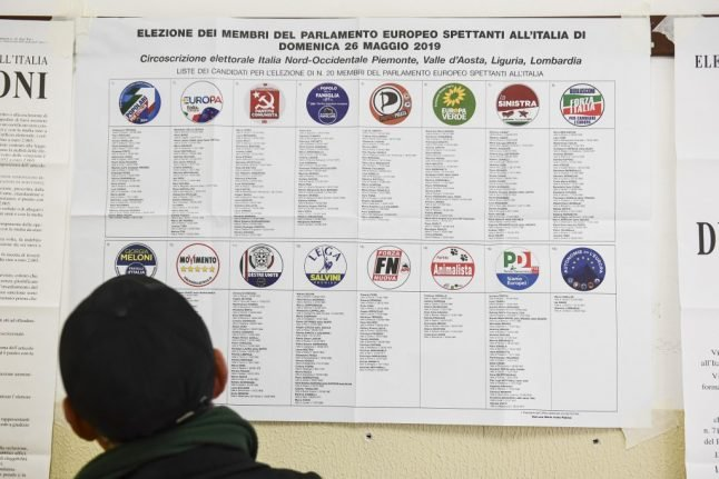 Italy's EU election results by region: Who won where?