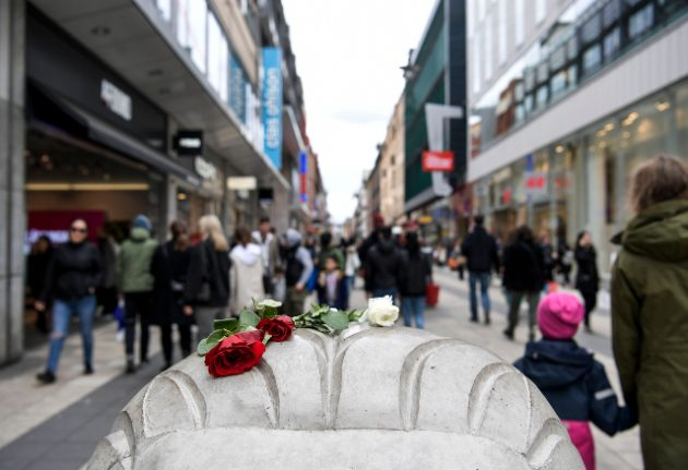 Swedish court rejects appeal for father of Stockholm terror victim