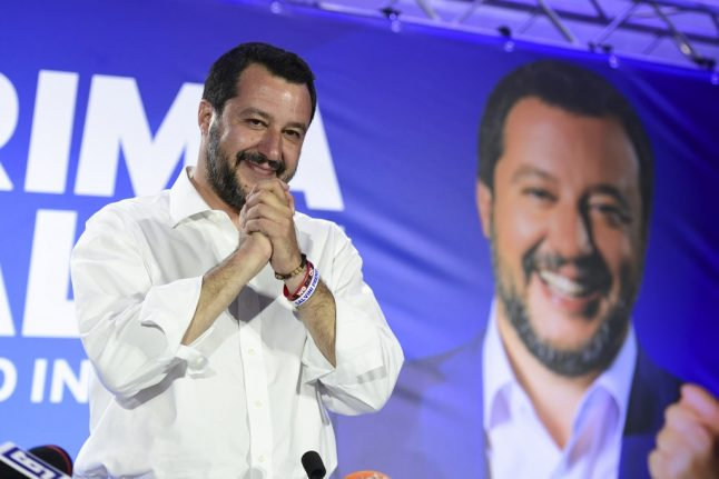 EU election results: Italy's League wins more than a third of vote