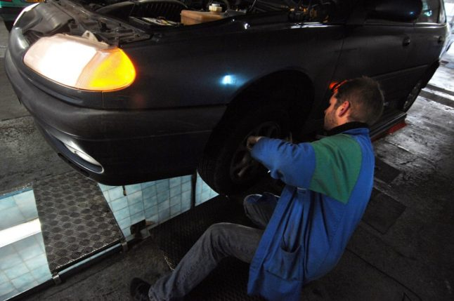 How France's compulsory vehicle check is getting stricter and more expensive