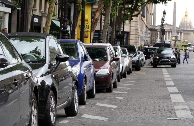 Why French cities could be set to lose thousands of parking spaces