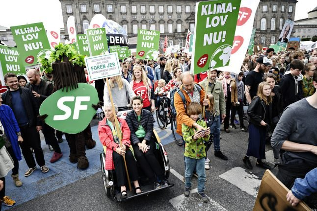 Climate is Danish election's biggest draw, report finds