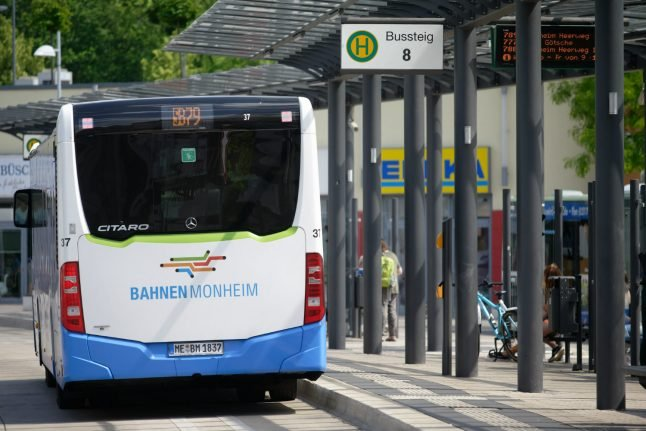 Why this German city plans to make public transport free