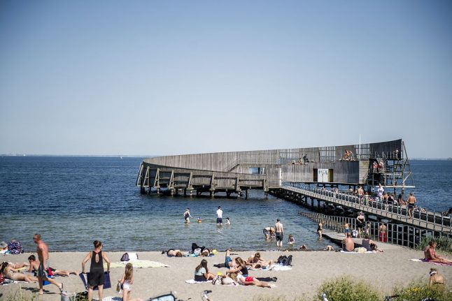 Five places to go in Denmark when the weather is hot