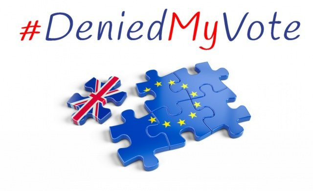 Britons in Europe denied vote in EU elections urged to help legal campaign